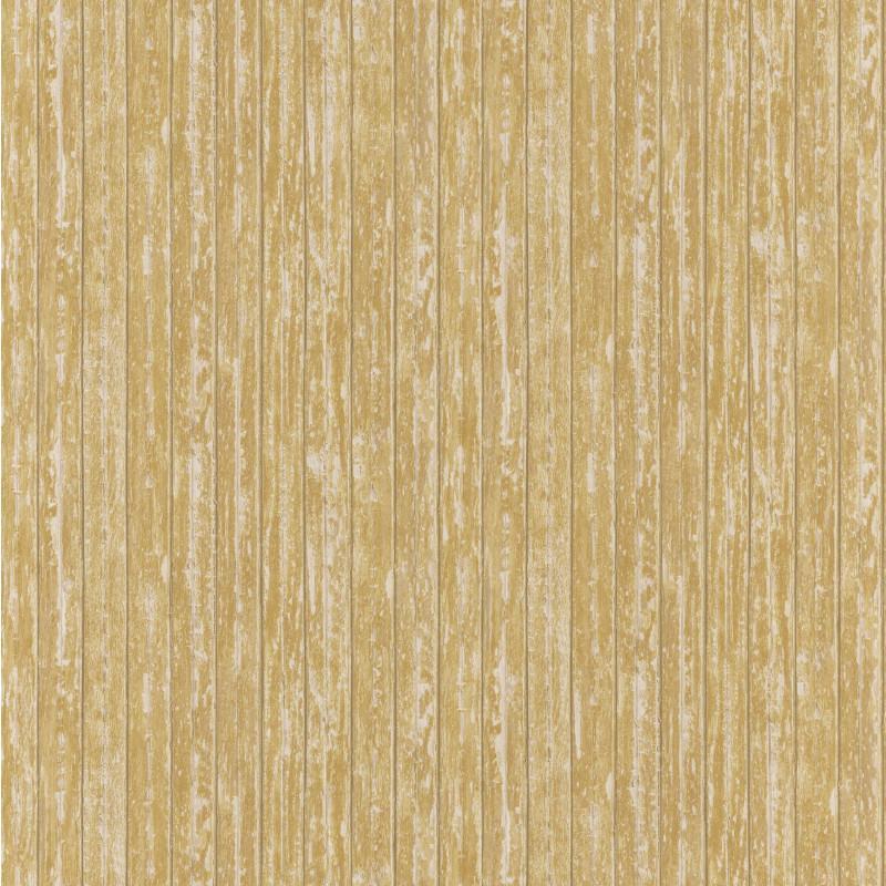 Papier peint Bordage jaune - RIVAGE - Casadeco - RIVG83992201