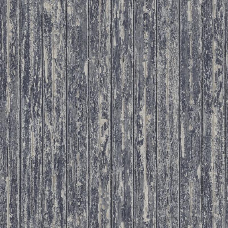 Papier peint Bordage noir -  RIVAGE - Casadeco - RIVG83996509