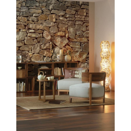 Panoramique STONE WALL collection Textures - Komar