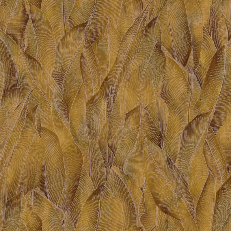 Papier peint Amazone pollen - RIO MADEIRA - Casamance - 74280476
