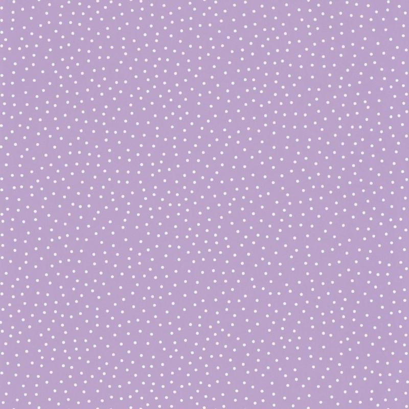 Papier peint Confetti mauve - GIRL POWER - Caselio - GPR69725509