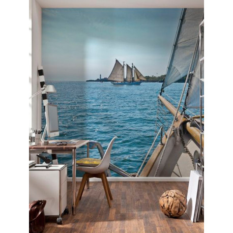 Panoramique SAILING collection Wellness - Komar - nouveau