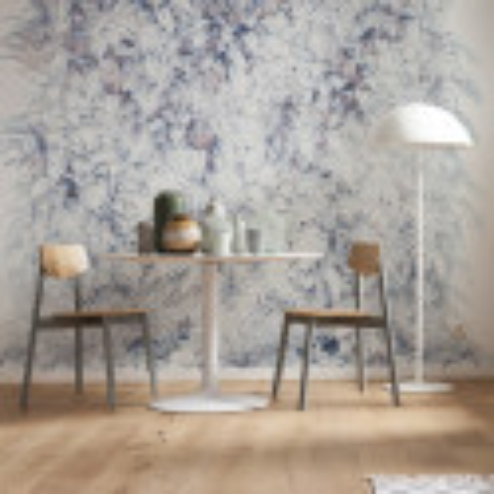 Panoramique papier Vertical Garden - FLORE FUTURISTE - Komar - 8-878