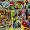 Papier peint MARVEL Avengers Comic Strip Multi - Comics - Ugepa