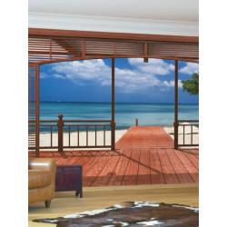 Panoramique EL PARADISO collection Tropical - Komar