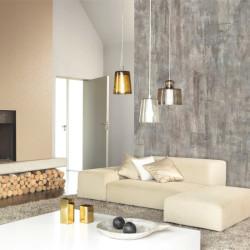 Panoramique Concrete gris - BEAUTY FULL IMAGE  - Casadeco - BFIM84989422