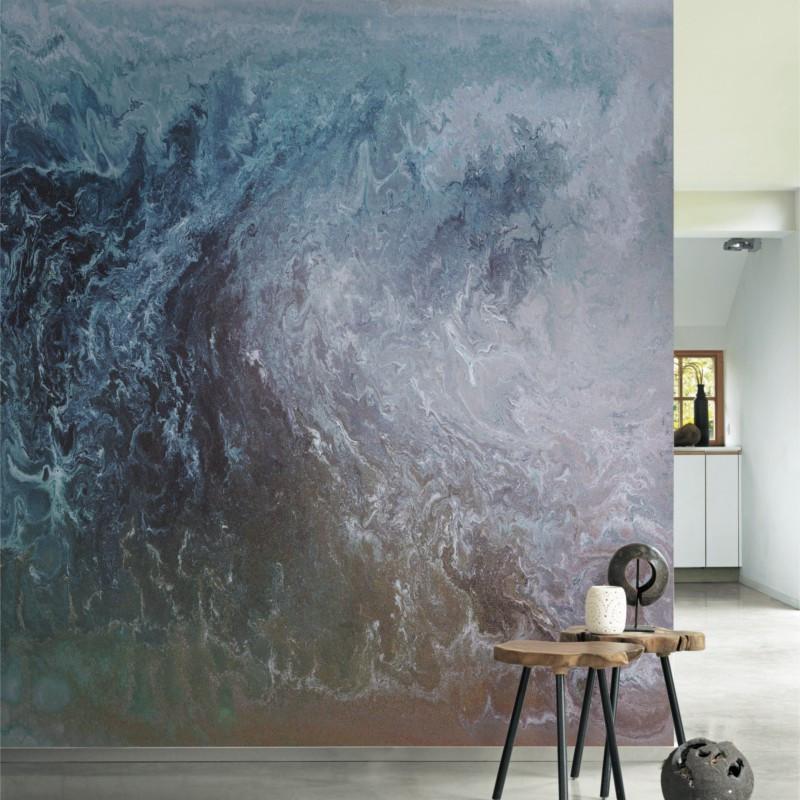 Panoramique Estuary gris - BEAUTY FULL IMAGE  - Casadeco - BFIM84969421