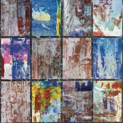 Panoramique Scratch multicolore - BEAUTY FULL IMAGE  - Caselio - BFI68314356