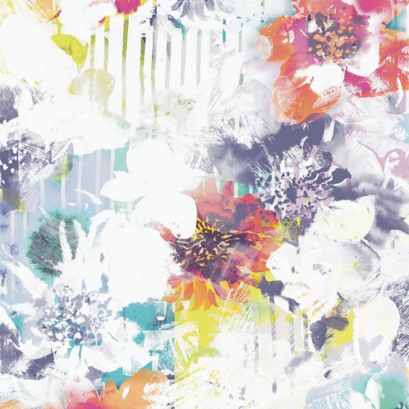 Panoramique Ada multicolore - BEAUTY FULL IMAGE - Caselio - BFI68644070
