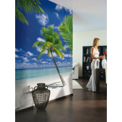 Panoramique ARI ATOLL collection Tropical - Komar