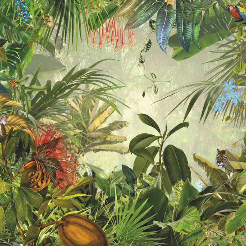 Panoramique Into The Wild - ILLUSIONS - Komar - XXL4-031
