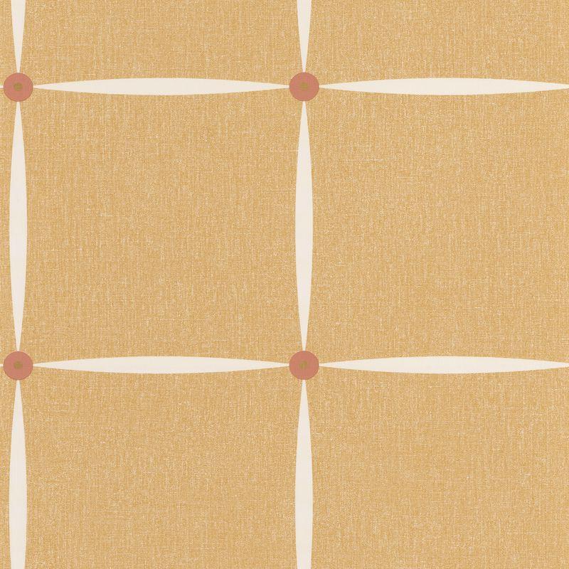 Papier peint Funk orange doré - MOOVE - Caselio - MVE101362121