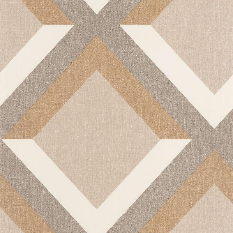 Papier peint Groove beige taupe doré blanc - MOOVE - Caselio - MVE101341804