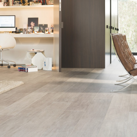 "Sol Stratifié ""Chêne authentique monolame LPU1505"" - Largo QUICK STEP"