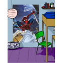 Panoramique SPIDERMAN ROOFTOP collection Marvel - Komar