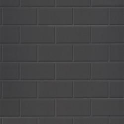 Papier peint Métro Bon noir - AU BISTROT D'ALICE - Caselio - BIS100696066