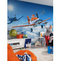 Panoramique PLANES ABOVE THE CLOUDS collection Disney - Komar