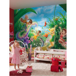 Panoramique FAIRIES MEADOW collection Disney - Komar