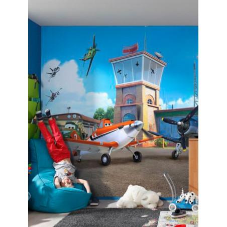 Panoramique PLANES TERMINAL collection Disney - Komar