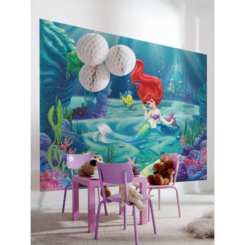 Panoramique ARIELLE collection Disney - Komar