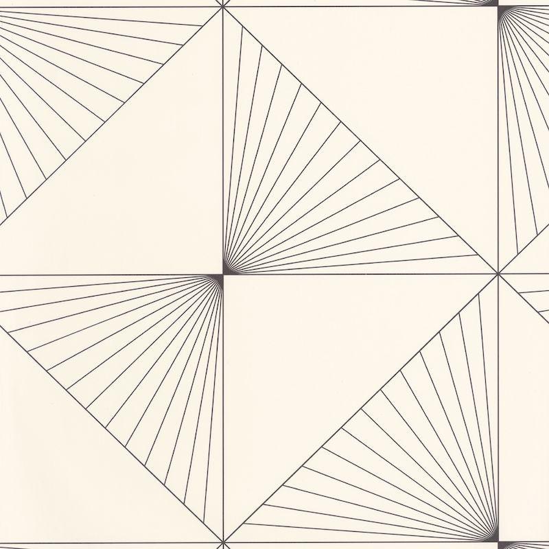 Papier peint Sunset noir et blanc - MOONLIGHT - Caselio - MLG101069006