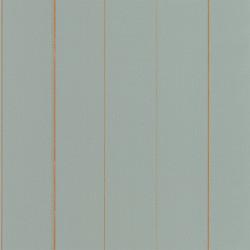 Papier peint Peaceful bleu gris or - GREEN LIFE - Caselio - GNL101726027