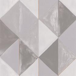 Papier peint Plenitude gris or - GREEN LIFE - Caselio - GNL101709020