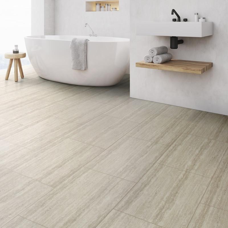 """Dalle PVC clipsable """"Lyra 57 - 50LVTE1857"""" - Essentials Tile+ CORETEC"""