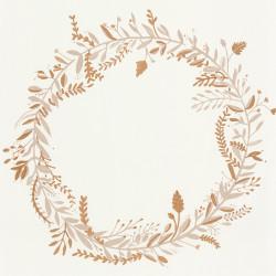 Papier peint Harmony beige or - GREEN LIFE - Caselio - GNL101681020