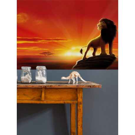 Panoramique THE LION KING collection Disney - Komar