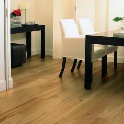 "Parquet contrecollé ""Chêne naturel mat COM1450"" - Compact QUICK STEP"
