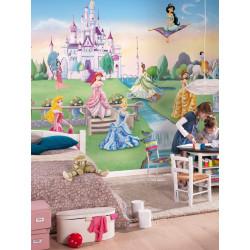 Panoramique PRINCESS CASTLE collection Disney - Komar