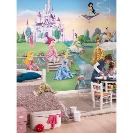 Panoramique PRINCESS CASTLE collection Disney - Komar