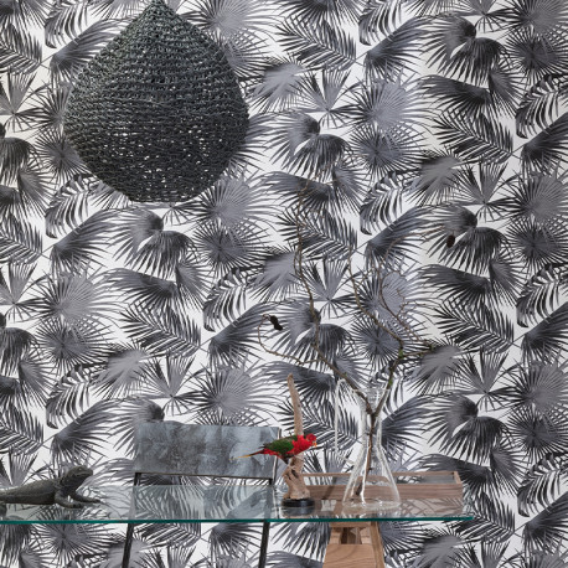 Papier peint Ratan Moon - WILD – Khrôma by Masureel - WIL103