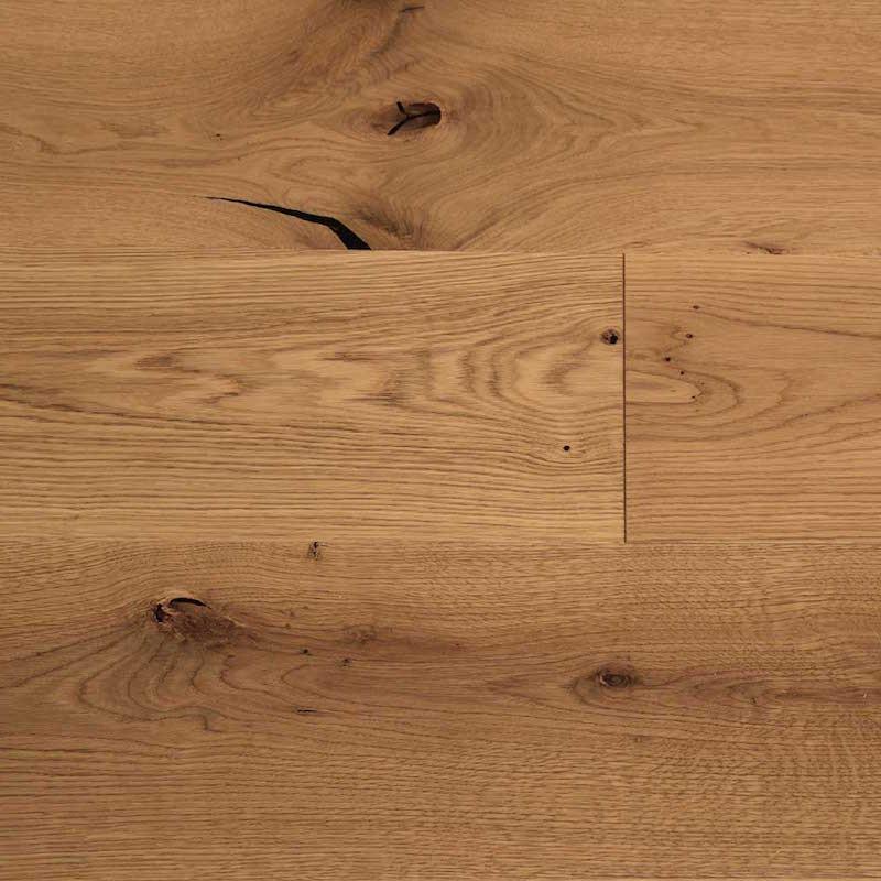 Parquet bois chêne rustique à clipser 110 - Barn LAMETT