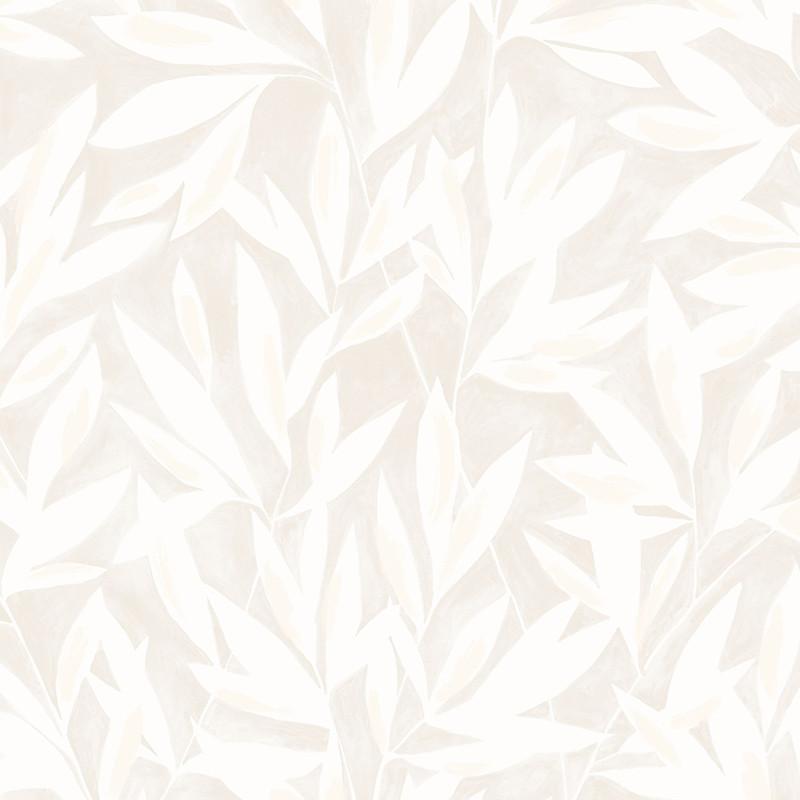 Papier peint Tamaris beige - JARDINS SUSPENDUS - Casadeco - JDSP85241011