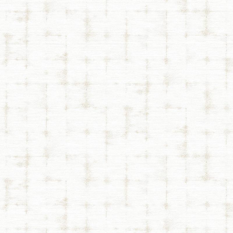 Papier peint Fiction Blanc - UTOPIA - Casadeco - UTOP85150121