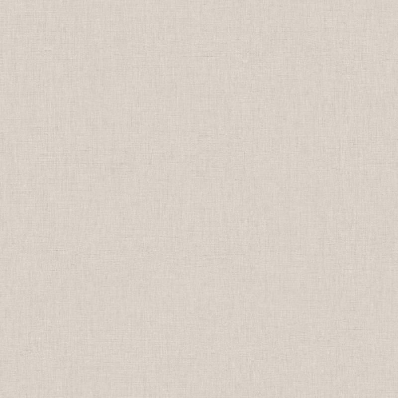 Papier peint Linen Uni taupe clair - LINEN - Caselio - LINN68521632