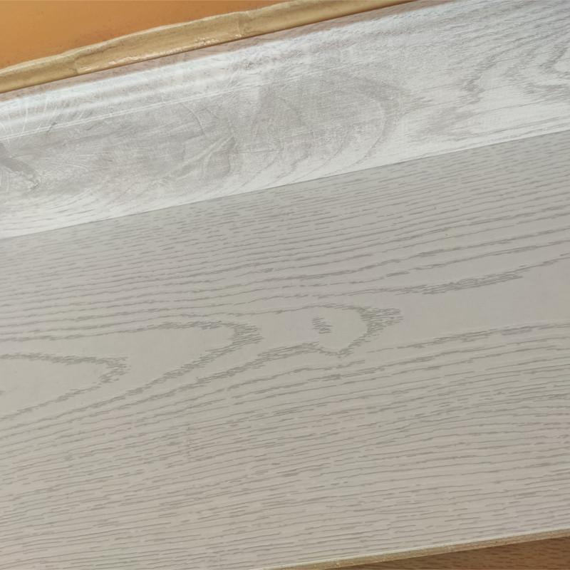 Plinthe Haute 8,3cm x 2m40 Smart Finish - gris blanchi