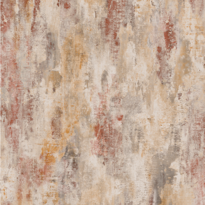Papier peint Bosa Plain rouge - JUNGLE FEVER - Grandeco Life - JF1103