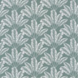 Papier peint Savannah vert d'eau - OUR PLANET - Caselio - OUP101947127