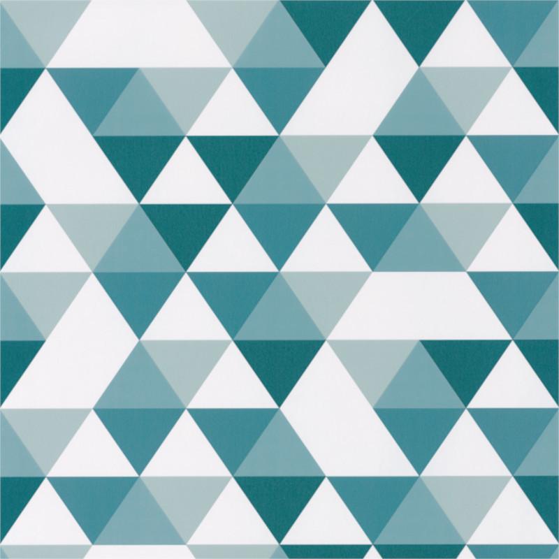 Papier peint Diamond Planet bleu et bleu vert - OUR PLANET - Caselio - OUP102006011
