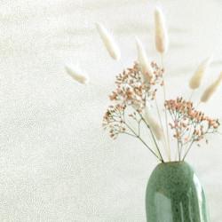 Papier peint April vert d'eau - FLOWER POWER - Caselio - FLP101847028