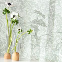 Papier peint September vert d'eau - FLOWER POWER - Caselio - FLP101897077
