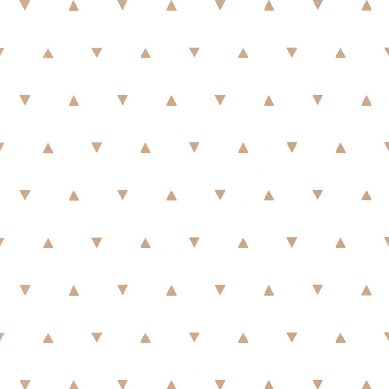 Papier peint Bermuda Triangle beige - OUR PLANET - Caselio - OUP101991111