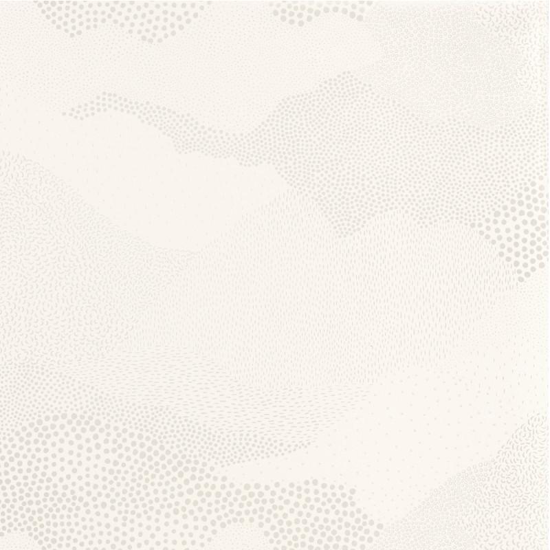 Papier peint Mister Sandman blanc irisé - THE PLACE TO BED - Caselio - PTB101810002