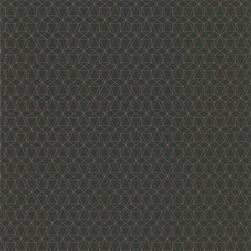 Papier peint Graphique anthracite - PARK AVENUE - Lutèce - 51192709