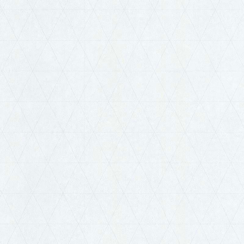 Papier peint Cuir Losange gris clair - PARK AVENUE - Lutèce - 51192909