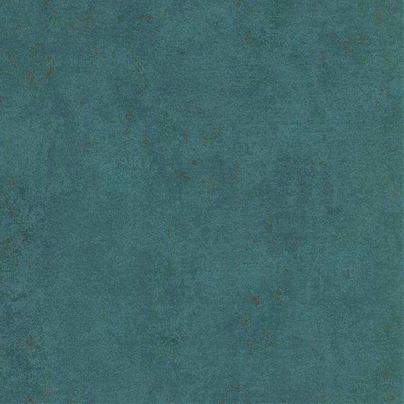 Papier peint Uni Acier vert émeraude - PARK AVENUE - Lutèce - 51192804