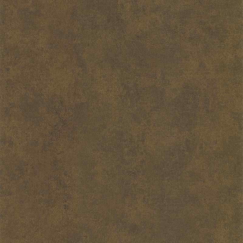 Papier peint Uni Acier bronze - PARK AVENUE - Lutèce - 51192808